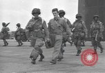 Image of 502nd Parachute Infantry Regiment, 101st Airborne Division England, 1944, second 2 stock footage video 65675058878