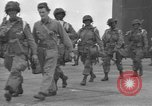 Image of 502nd Parachute Infantry Regiment, 101st Airborne Division England, 1944, second 3 stock footage video 65675058878