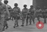 Image of 502nd Parachute Infantry Regiment, 101st Airborne Division England, 1944, second 4 stock footage video 65675058878