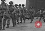 Image of 502nd Parachute Infantry Regiment, 101st Airborne Division England, 1944, second 6 stock footage video 65675058878