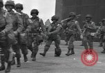 Image of 502nd Parachute Infantry Regiment, 101st Airborne Division England, 1944, second 8 stock footage video 65675058878