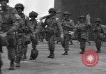 Image of 502nd Parachute Infantry Regiment, 101st Airborne Division England, 1944, second 9 stock footage video 65675058878