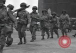 Image of 502nd Parachute Infantry Regiment, 101st Airborne Division England, 1944, second 10 stock footage video 65675058878