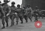 Image of 502nd Parachute Infantry Regiment, 101st Airborne Division England, 1944, second 11 stock footage video 65675058878