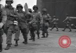 Image of 502nd Parachute Infantry Regiment, 101st Airborne Division England, 1944, second 12 stock footage video 65675058878