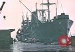 Image of Liberty ships Hawaii USA, 1945, second 3 stock footage video 65675058917