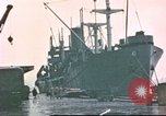 Image of Liberty ships Hawaii USA, 1945, second 7 stock footage video 65675058917