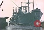 Image of Liberty ships Hawaii USA, 1945, second 8 stock footage video 65675058917