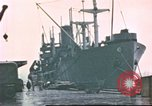 Image of Liberty ships Hawaii USA, 1945, second 11 stock footage video 65675058917