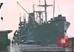 Image of Liberty ships Hawaii USA, 1945, second 12 stock footage video 65675058917