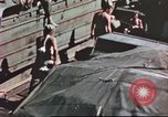Image of Liberty ships Pacific Ocean, 1945, second 6 stock footage video 65675058918