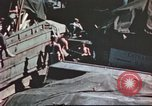 Image of Liberty ships Pacific Ocean, 1945, second 8 stock footage video 65675058918