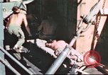 Image of American soldiers Pacific Ocean, 1945, second 7 stock footage video 65675058919