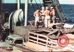 Image of American soldiers Pacific Ocean, 1945, second 10 stock footage video 65675058920