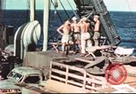 Image of American soldiers Pacific Ocean, 1945, second 12 stock footage video 65675058920