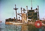 Image of damaged ship Manila Philippines, 1945, second 6 stock footage video 65675058923