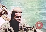Image of amphibious truck Manila Philippines, 1945, second 7 stock footage video 65675058927