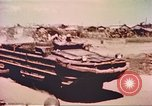 Image of unloading operations Manila Philippines, 1945, second 2 stock footage video 65675058928