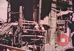 Image of unloading operations Manila Philippines, 1945, second 10 stock footage video 65675058928