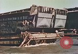 Image of damaged landing crafts Manila Philippines, 1945, second 10 stock footage video 65675058932