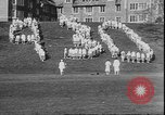 Image of hoop roll race Wellesley Massachusetts USA, 1930, second 11 stock footage video 65675058939