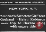 Image of America's sweetest girl New York United States USA, 1931, second 2 stock footage video 65675058952