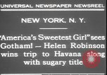 Image of America's sweetest girl New York United States USA, 1931, second 6 stock footage video 65675058952