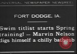 Image of Marvin Nelson Fort Dodge Iowa USA, 1931, second 1 stock footage video 65675058953