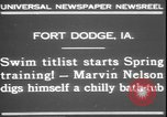 Image of Marvin Nelson Fort Dodge Iowa USA, 1931, second 3 stock footage video 65675058953