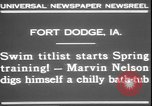 Image of Marvin Nelson Fort Dodge Iowa USA, 1931, second 4 stock footage video 65675058953