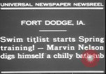 Image of Marvin Nelson Fort Dodge Iowa USA, 1931, second 7 stock footage video 65675058953
