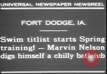 Image of Marvin Nelson Fort Dodge Iowa USA, 1931, second 8 stock footage video 65675058953