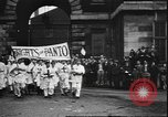 Image of students clash Liverpool England, 1931, second 10 stock footage video 65675058955