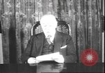 Image of George W Wickersham Washington DC, 1931, second 11 stock footage video 65675058956