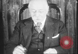 Image of George W Wickersham Washington DC, 1931, second 19 stock footage video 65675058956