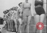 Image of swimming suits New York United States USA, 1935, second 2 stock footage video 65675058960