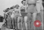 Image of swimming suits New York United States USA, 1935, second 3 stock footage video 65675058960