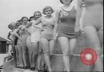 Image of swimming suits New York United States USA, 1935, second 4 stock footage video 65675058960