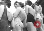Image of swimming suits New York United States USA, 1935, second 9 stock footage video 65675058960