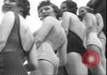 Image of swimming suits New York United States USA, 1935, second 10 stock footage video 65675058960