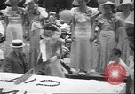 Image of largest strawberry pastry Lebanon Oregon USA, 1935, second 6 stock footage video 65675058967