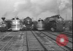 Image of railroad cars Chicago Illinois USA, 1935, second 2 stock footage video 65675058971