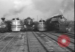 Image of railroad cars Chicago Illinois USA, 1935, second 3 stock footage video 65675058971