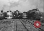 Image of railroad cars Chicago Illinois USA, 1935, second 4 stock footage video 65675058971