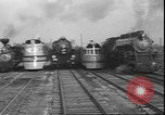 Image of railroad cars Chicago Illinois USA, 1935, second 5 stock footage video 65675058971