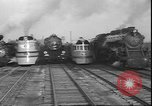 Image of railroad cars Chicago Illinois USA, 1935, second 7 stock footage video 65675058971