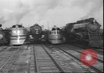 Image of railroad cars Chicago Illinois USA, 1935, second 8 stock footage video 65675058971