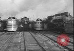 Image of railroad cars Chicago Illinois USA, 1935, second 9 stock footage video 65675058971