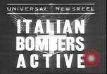 Image of Italian aircraft Eritrea, 1935, second 1 stock footage video 65675058983