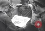 Image of steel mill workers Youngstown Ohio USA, 1937, second 8 stock footage video 65675058985